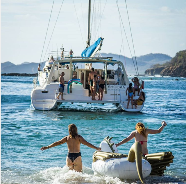 sailing in nicaragua