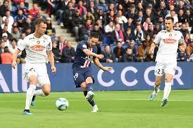 مشاهدة مباراة باريس سان جيرمان وأنجيه
