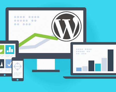 tampilan wordpress di berbagai gadget