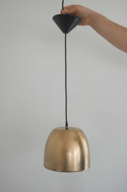 LAMPA SUFITOWA DIY
