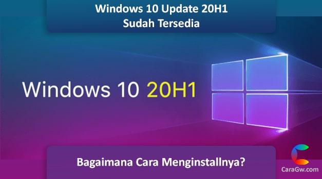 Windows 10 20H1 Final