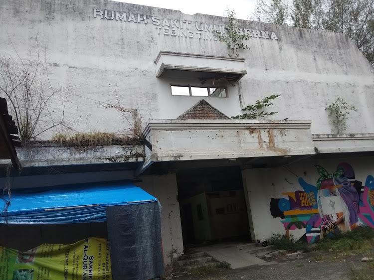 RS Herna dijarah, bangunan hancur tak berbentuk