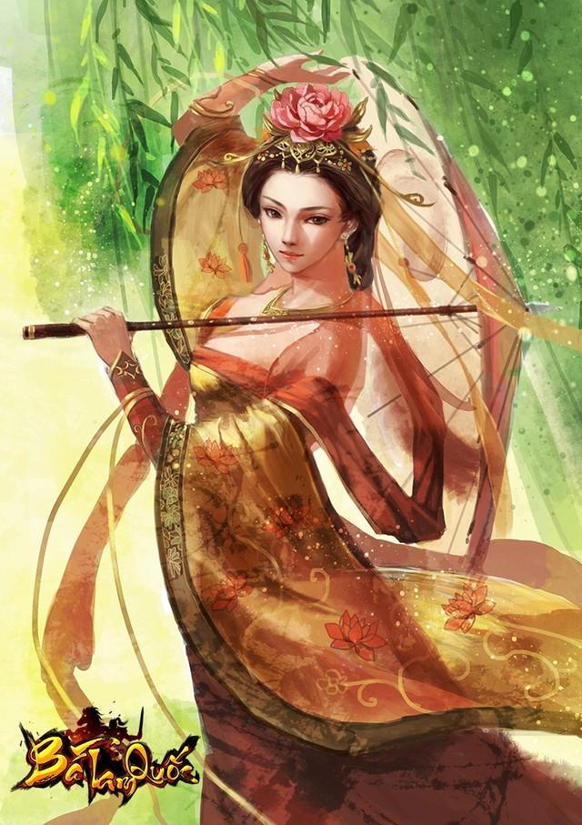 Hoàng Hậu Là Cường Giả