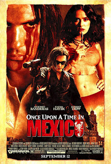 Once Upon a Time in Mexico (2003) BluRay 720p 900MB Dual Audio [Hindi-English] ESubs Download MKV