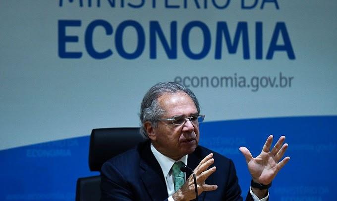 Guedes diz que novo auxílio emergencial só viria com calamidade pública e, só atenderia 32 milhões de pessoas