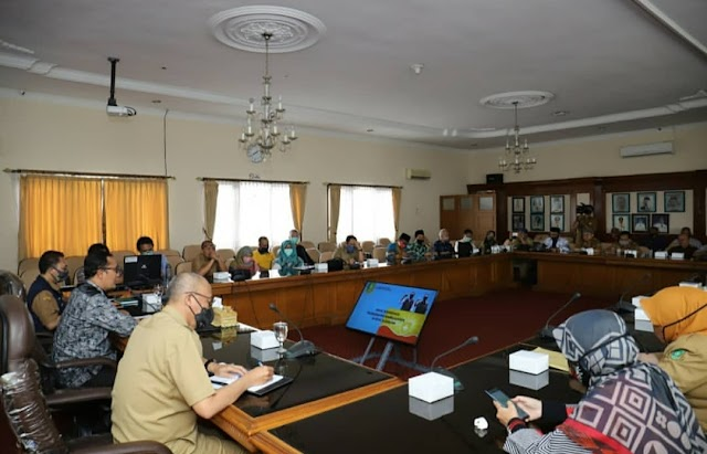Kota Sukabumi Bersiap Ujicoba Belajar Tatap Muka Tingkat SMA