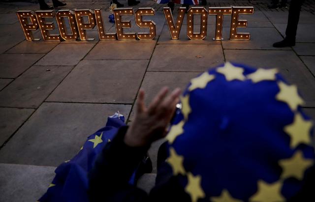 EU official: Bloc won't renegotiate Brexit deal