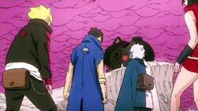 Boruto: Naruto Next Generations Episode 206 Subtitle Indonesia
