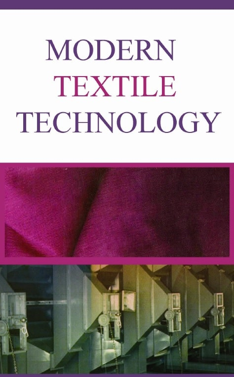 Modern Textile Technology