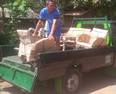Carter Pick Up Surabaya Lumajang