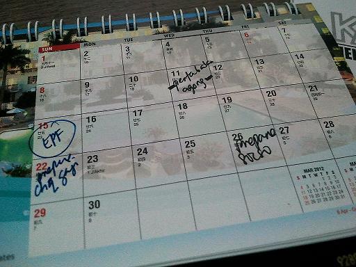 Semalam 15.04.2012 - tarikh penting!