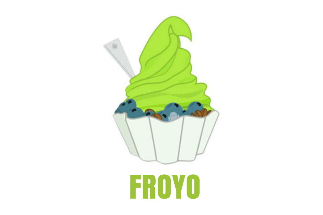 android 2.2 2.3 froyo