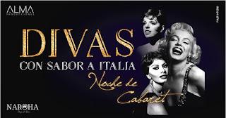 Divas con sabor a Italia en Bogotá