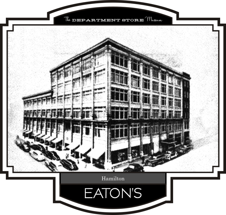 The Department Store Museum The T Eaton Co Ltd