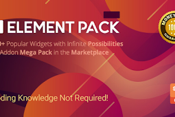 Element Pack v3.0.8 - Addon for Elementor Page Builder