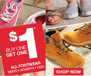 403f7661e070 Kmart.com has a great sales going on right now  Shoes are Buy One Pair