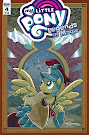 MLP Legends of Magic #4 Comic