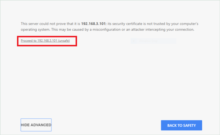 Solusi Dan Cara Melewati Your Connection Is Not Private Pada Browser