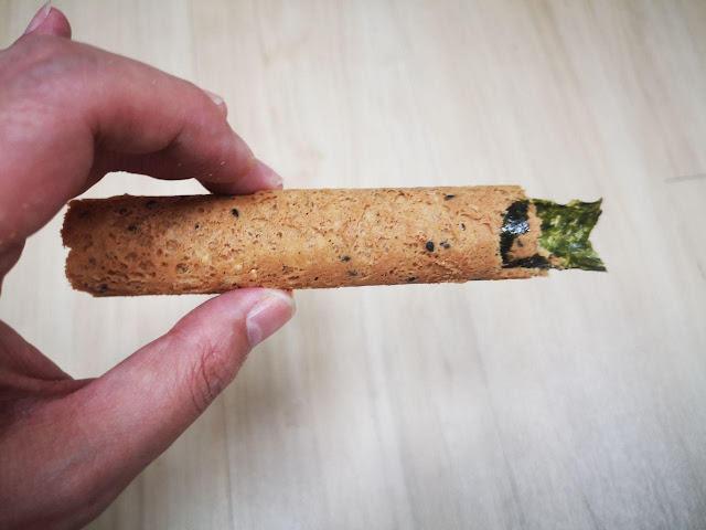 海苔蛋捲-EGG ROLL COOKIES