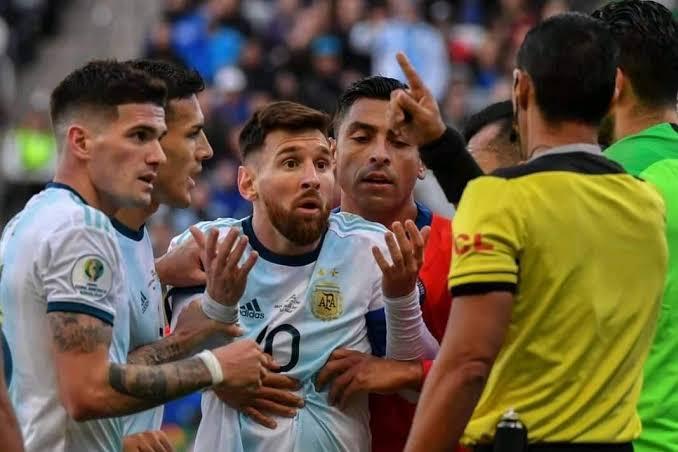 نتيجة مباراة الأرجنتين وتشيلي اليوم الجمعة 06/09/2019 الودية