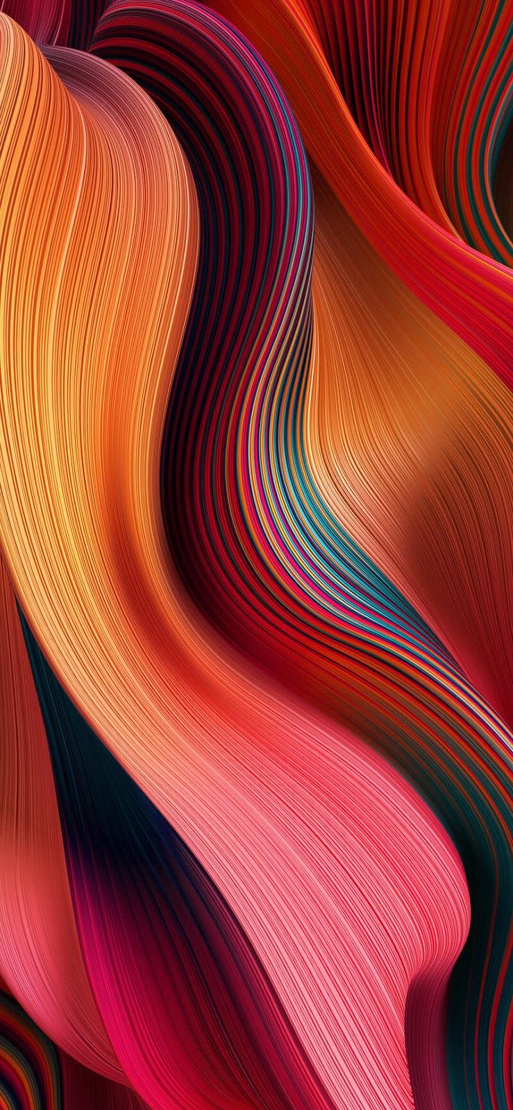 Download Xiaomi MIUI 11 Stock Wallpaper Full HD Plus ZIP ...