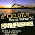 6º Cicloturismo Barra Velha/SC - Percurso