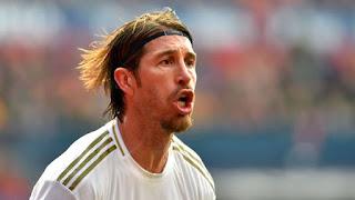 "Real Madrid: LaLiga report ""Die Ramos"" songs at Osasuna game"