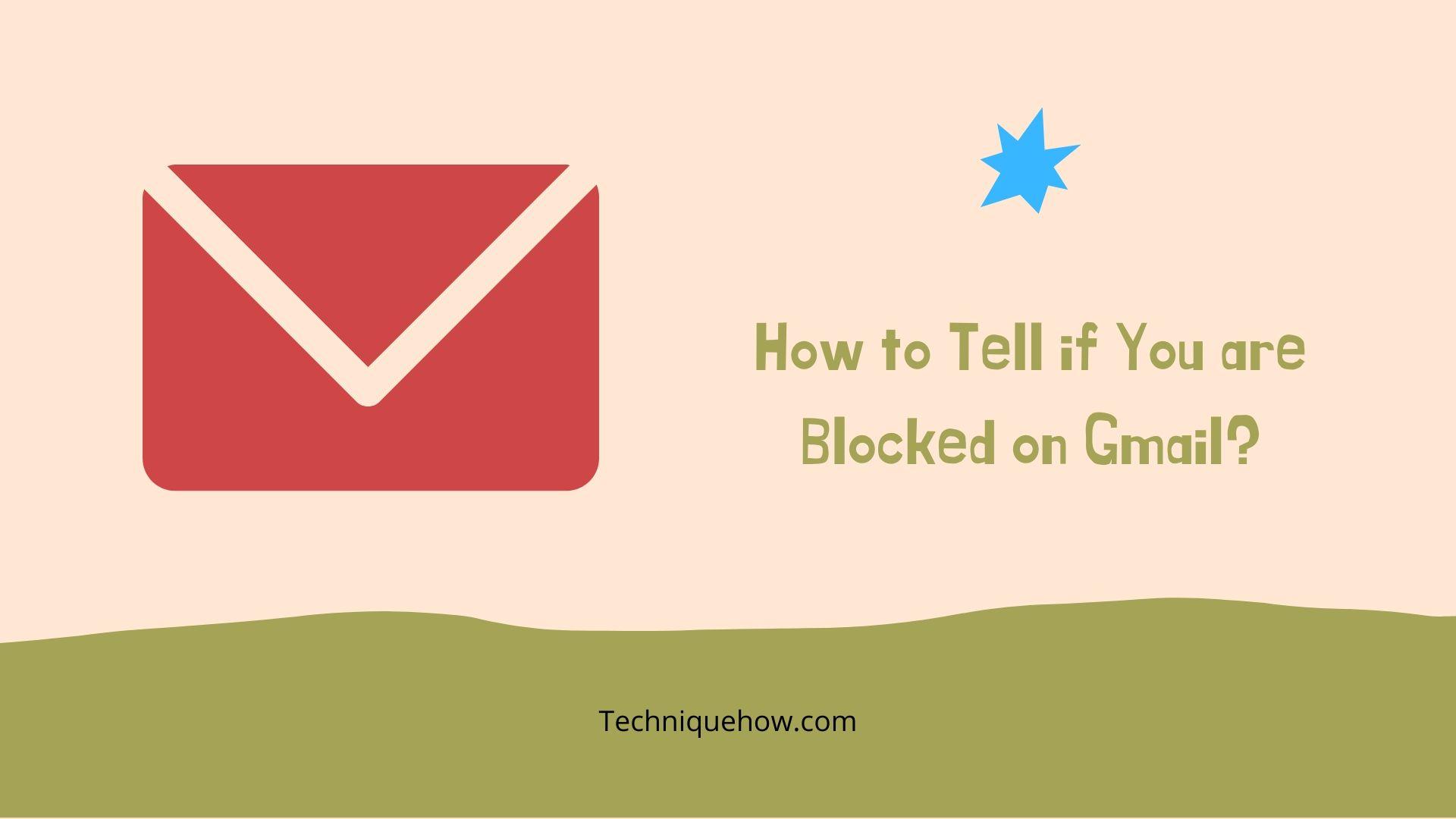 blocked on gmail
