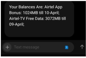 free 3gb data on airtel via airtel tv app