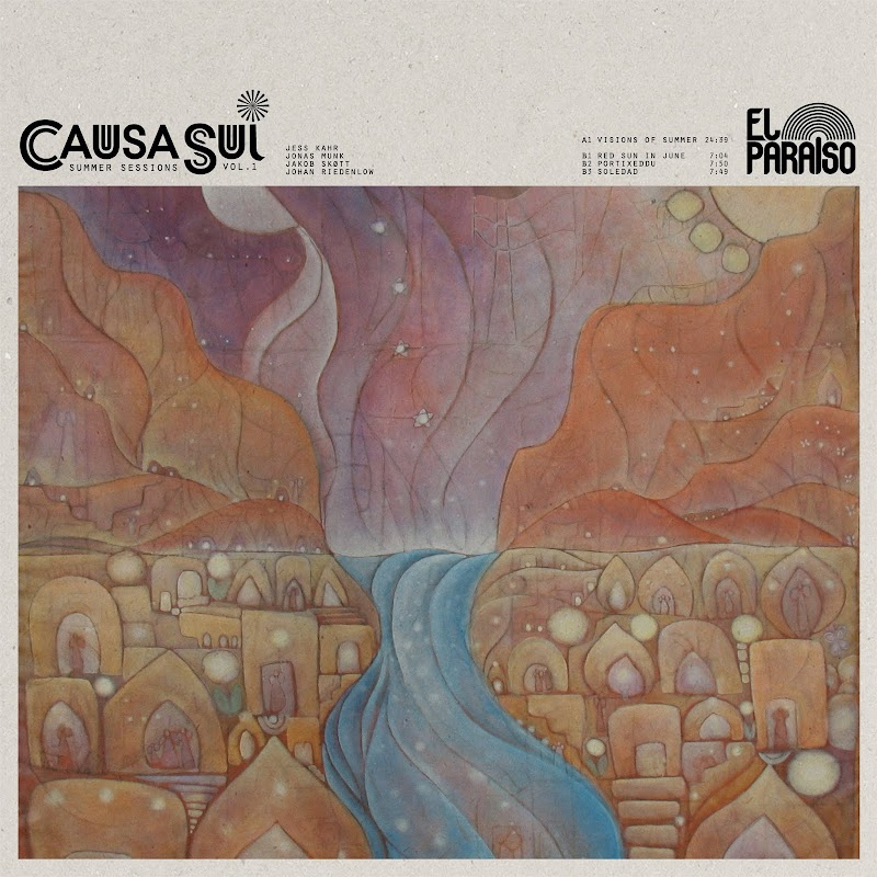 Causa Sui - Summer Sessions Vol. 1, 2, 3 | Review