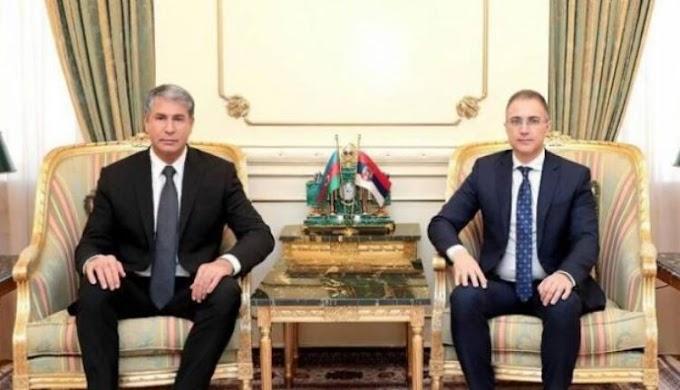 SDS: Stefanović otišao u Baku da se izvinjava zbog izvoza srpskog oružja u Jermeniju