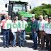 Gobierno de Tamaulipas fortalece a productores agrícolas con maquinaria de alta precisión