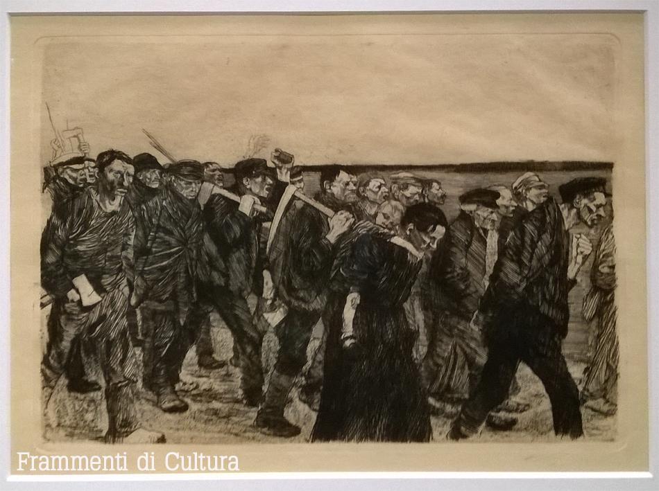 Käthe Kollwitz sentimento e passione civile Mostra Milano