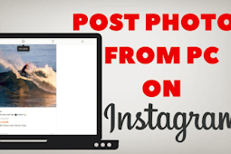 Can I Post A Photo On Instagram From My Computer
