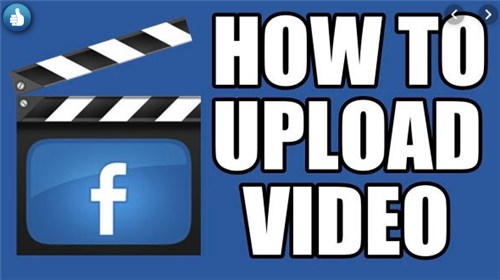 How To Upload Video On Facebook