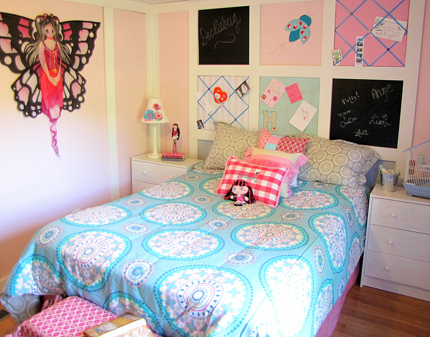 Teenage Rooms: Goodbye, House. Hello, Home! Blog : Cottage Makeover Of
