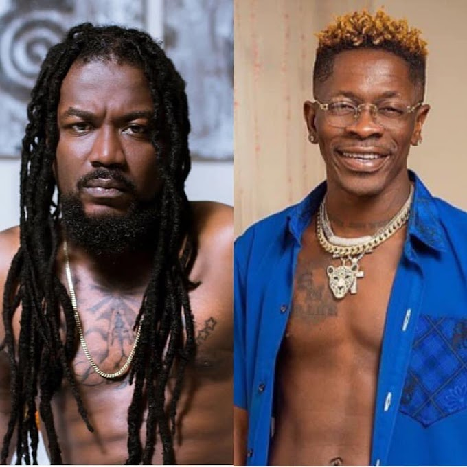 """""""You scam big men with your fake life"""" – Samini jabs Shatta Wale again"""