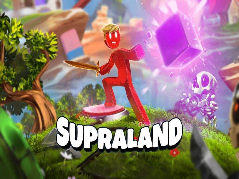 Download Supraland Complete Edition Game PC Free