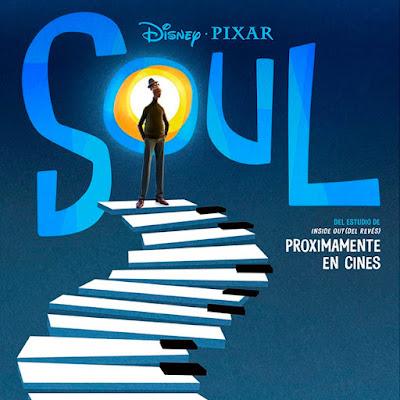 Soul - cartel película animacion
