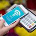 Оплата телефоном за допомогою вбудованого в смартфон NFC-модуля