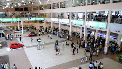 We aren't in a hurry to reopen airports – Federal Government