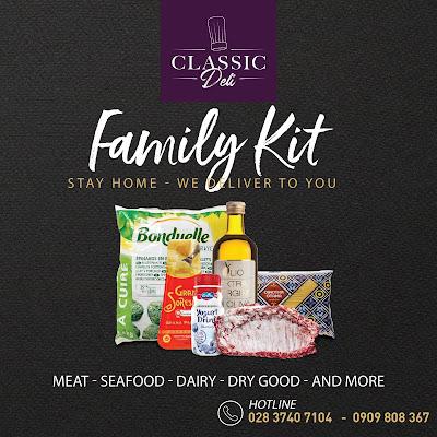 CLASSIC FINE FOODS ĐÀ NẴNG