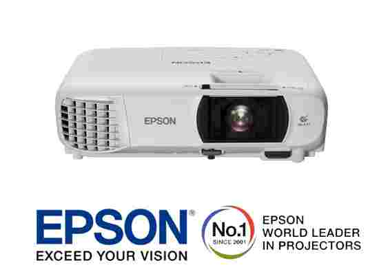 Epson EH‑TW650 Manual