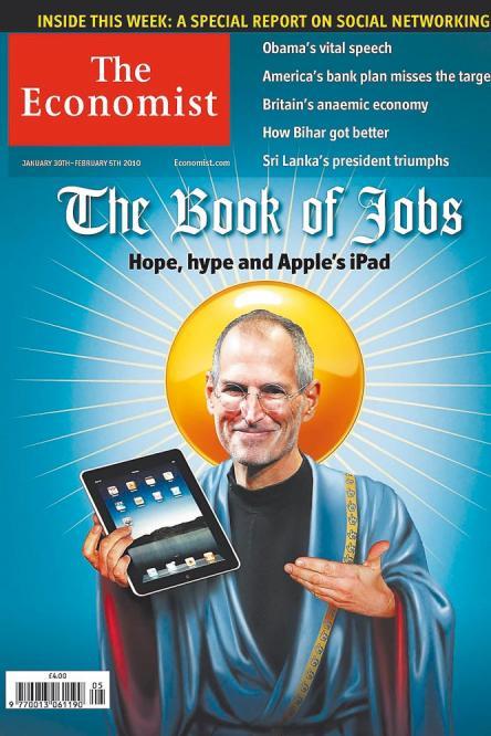 8425314b35c La proa del Argo: Steve Jobs. Paradigma de nuestra civilización