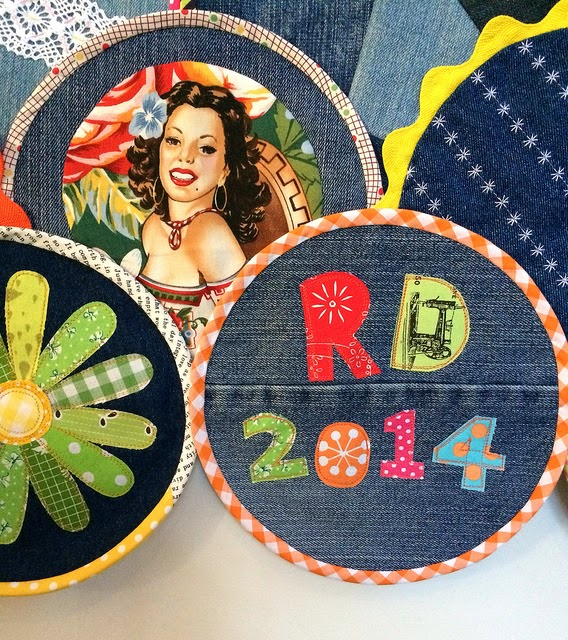 Happy As A Clam - Blogger's Quilt Festival