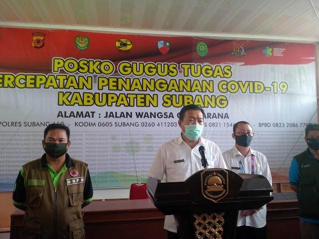 34 Lokasi di Subang Disasar Rapid Test