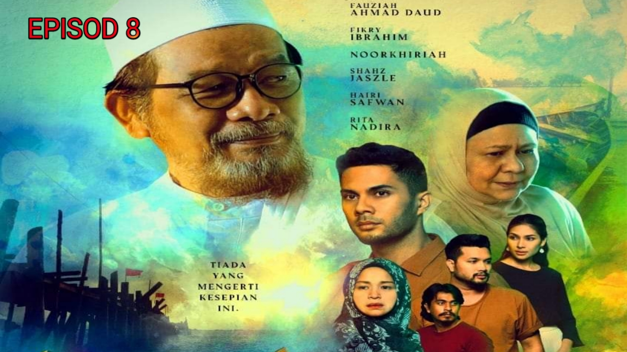 Tonton Drama Ayahanda Episod 8 (Lestary TV3)