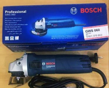 Gerinda Bosch GWS 060 Setelah 2 Tahun Menggunakan