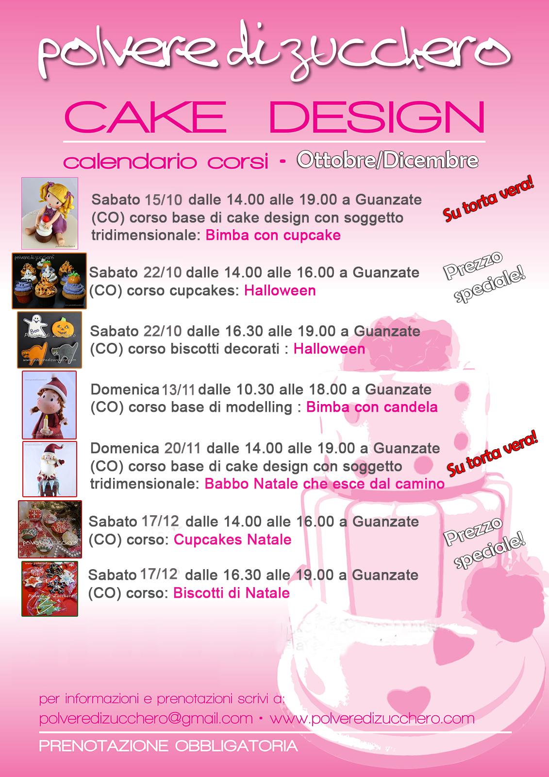 Corsi Gratuiti Di Cake Design Milano : Polvere di Zucchero:cake design e sugar art.Corsi ...