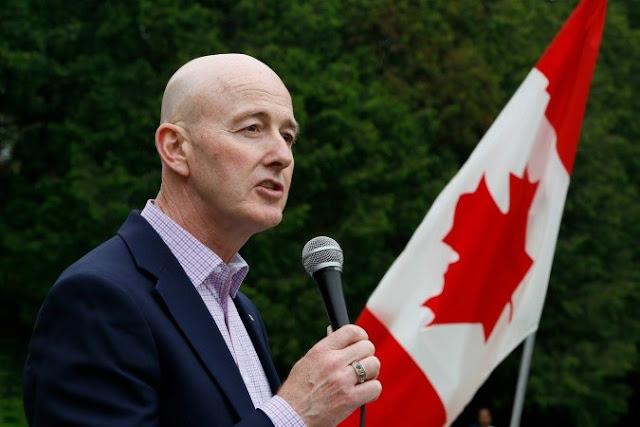 Nghị sĩ Canada kêu gọi trừng phạt Trung Quốc vì thu hoạch tạng, đàn áp nhân quyền
